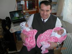 Cornel Haures - binecuvantare fete (1)