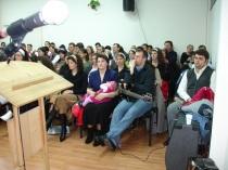 Cor El Vendrell - vizita la Barcelona - biserica penticostala (19)