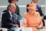Regina si sotul ei ...