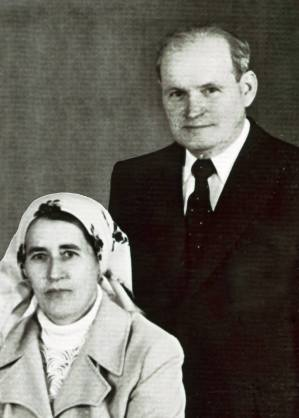 Dochita si Vasile Boanghes